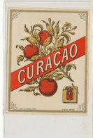 AN 817  / ETIQUETTE  -   CURACAO  N° 2351 - Fruits Et Légumes