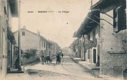 J19 - 38 - BERNIN - Isère - Le Village - Otros Municipios