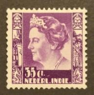 Ned.Indië - Nr. 258 (postfris Met Plakker) - India Holandeses