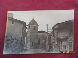 CPSM - Carte-Photo - Lusignan-Petit - France