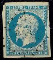 132- 14 A-  PC 958 Corneilles Eure 26 - 1853-1860 Napoléon III