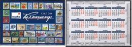 """Russia 2020 Store """"Collector"""" - Calendari"""