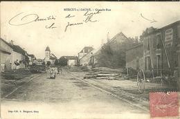 Mercey Sur Saone Grande Rue - France