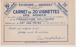 Carnet Franchise Militaire ** - Altri