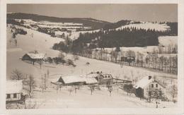 AK Stepanitz Lhota Stepanicka Alfonska Stanice A Benetzko Benecko Hohenelbe Vrchlabi Starkenbach Riesengebirge Winter - Sudeten