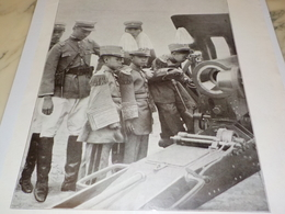 ANCIENNE PHOTO LA CHINE DE DEMAIN ET MARECHAL TCHANG TSO LIN 1927 - Posters