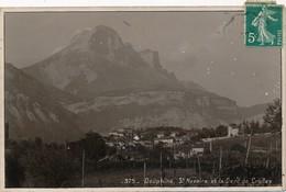 J19 - 38 - SAINT-NAZAIRE-LES-EYMES - Isère - La Dent De Crolles - Andere Gemeenten