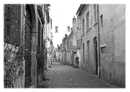 CHINON - Rue Haute Sainte-Maurice - Chinon