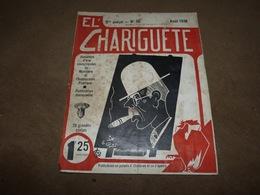 Recueil Wallon El Chariguète 1cr 1938 - Belgique