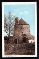 2 - Saint-Rémy-du-Plein (35 I.& V. ) Le Vieux Moulin à Vent - Altri Comuni