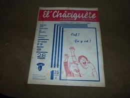 Recueil Wallon El Chariguète Oct 1938 - Belgique