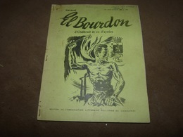 Recueil Wallon El Bourdon Oct 89  1980 - Belgique