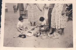 Photo Foto (6 X 9 Cm) Dunkerque 1956 - Dunkerque