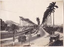 RIO DE JANEIRO - MANGUE AVENUE. BRASIL. CIRCA 1920's. PHOTO FOTO. -LILHU - Luoghi