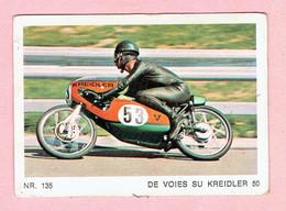 Sticker - DE VOIES SU KREIDLER 50 - Moto - Stickers