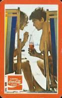 COCA-COLA * SOFT DRINK * WOMAN * GIRL * BEACH * BUDAPEST * CALENDAR * BLV 1979 * Hungary - Calendarios