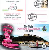 Sal010  CASTIGLIONE DELLA PESCAIA GROSSETO GIRO D'ITALIA ARRIVO 6a TAPPA - Otros