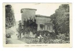 09 ARIEGE BRIE Château D'Esplas - Autres Communes