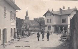 CRASSIER La Frontiere - VD Vaud