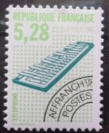 FRANCE Préoblitéré N°221 Neuf ** - 1989-....