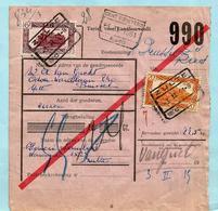 Landbouwcolli, Spoorwegafst. ZULTE 03/02/1951 - Ferrovie