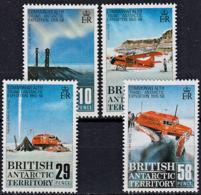 A1321 BRITISH ANTARCTIC TERRITORY 1988, SG 163-6 Commonwealth Transantarctic Expedition, MNH - Nuovi