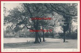 Alte Foto-AK 'Hamburg-Harvestehude' ~ Um 1955 - Blankenese