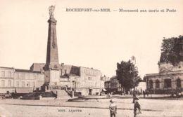 17-ROCHEFORT SUR MER-N°T2527-C/0021 - Frankreich