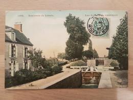 Grignon Les écluses - France