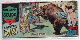 """Capitan Miki """"Collana Scudo""""  Striscia (Dardo 1958)  Serie XIV°  N. 6 - Libri, Riviste, Fumetti"""