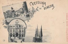 CARTOLINA DI VENEZIA - Venetië (Venice)