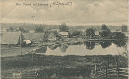 DEUTSCHLAND - FELDPOST POLEN / RUSSLAND - DORF TARTAK BEI LESNAJA 1916 - 1914-18