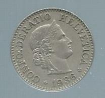 Suisse   Switzerland - 10 Rappen - 1936   -  Pieb22008 - Suisse