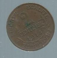 France -France 2 Centimes 1914   -  Pieb22104 - Frankreich