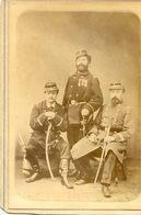 Photo De Soldats Américains? - Sabres - Guerre 1914-18