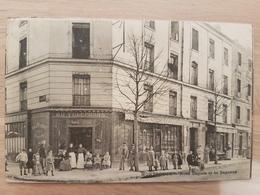 Montrouge Rues Dupuis Et Bagneux - Montrouge