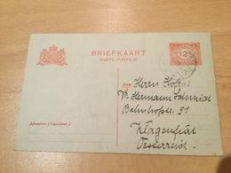 K8 Niederlande Ganzsache Stationery Entier Postal P 157I Von Voorst Nach Klagenfurt - Postal Stationery