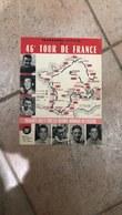 Revue Programme Officiel 46em (Tour De France) 1959 - Radsport