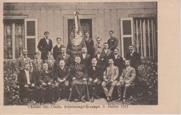 57 - SEREMANGE - ERZANGE - CHORALE STE CECILE LE 05.07.1914 - France