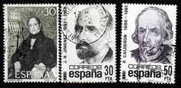 SPANJE 1982 - MICHEL 2534/2536 - USED / GESTEMPELD / OBLITERE - 1931-Aujourd'hui: II. République - ....Juan Carlos I
