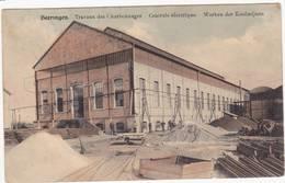 43091 -  Beringen  Travaux Des Charbonnages - Centrale  électrique -  Couleur - Beringen