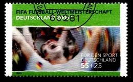 Bund 2003  Mi.nr.:2325  Sporthilfe  Gestempelt / Oblitérés / Used - [7] République Fédérale