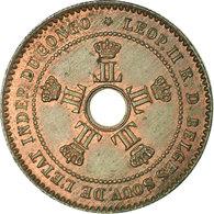 Monnaie, CONGO FREE STATE, Leopold II, 2 Centimes, 1888, Paris, TTB, Cuivre - Congo (République 1960)