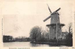 Windmolen Molen Windmill  Moulin à Vent  Molengezicht Langeviele Bolwerk  Middelburg     L 522 - Windmills