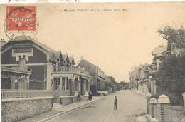 Mesnil-Val - Chemin De La Mer - Mesnil-Val