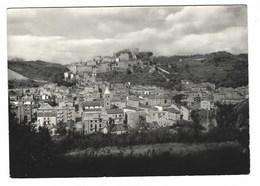 2419 - CARSOLI L' AQUILA PANORAMA 1955 CIRCA - Italia