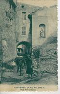 GATTIERES Rue Notre-Dame - 1939- Bon état - France
