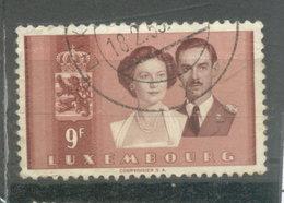 LUXEMBURGO - YVERT 470 (#3102) - Usati