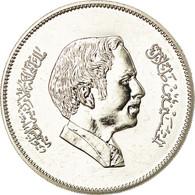Monnaie, Jordan, Hussein, 100 Fils, Dirham, 1978/AH1398, TTB, Copper-nickel - Jordan