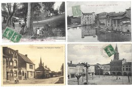 Lot De 400 Cartes Postales/France/Etranger/Fantaisies...Format CPA - 100 - 499 Postkaarten